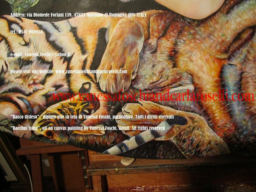 Bacchus, tiger