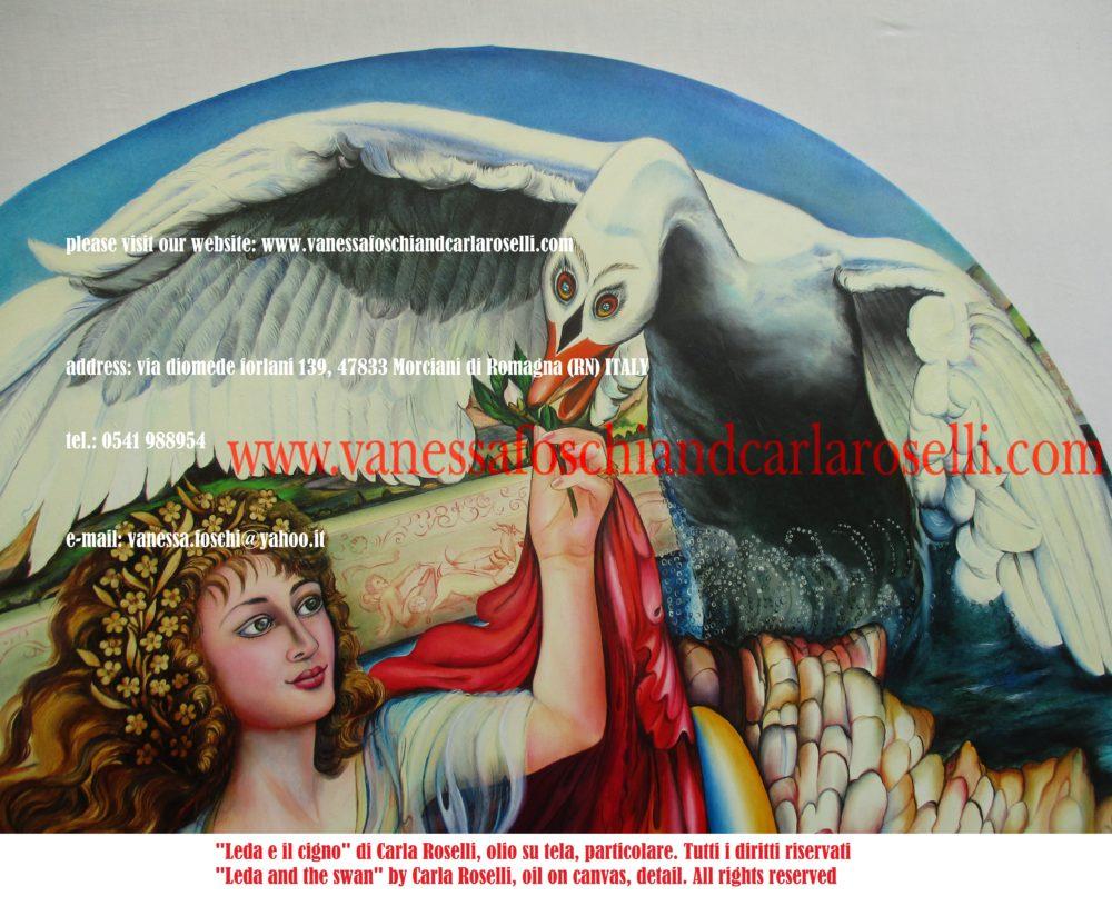 Leda, queen of Sparta