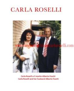 arte - Carla Roselli e il marito Alberto Foschi