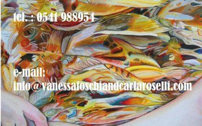 Gods, Atena Predatrice di Vanessa Foschi, olio su tela, particolare. Tutti i diritti riservati