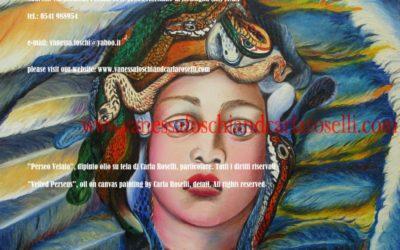 Gods, Medusa dal dipinto