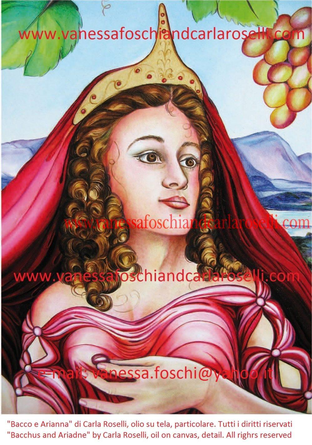 gods greco-roman dei greco-romani Ariadne Arianna