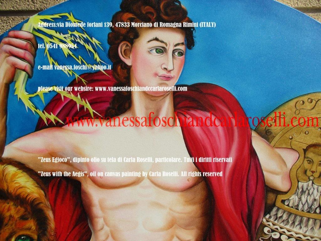 Dei antichi, Zeus / giove