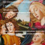 arcangeli, angeli e madonne dipinti da Carla Roselli