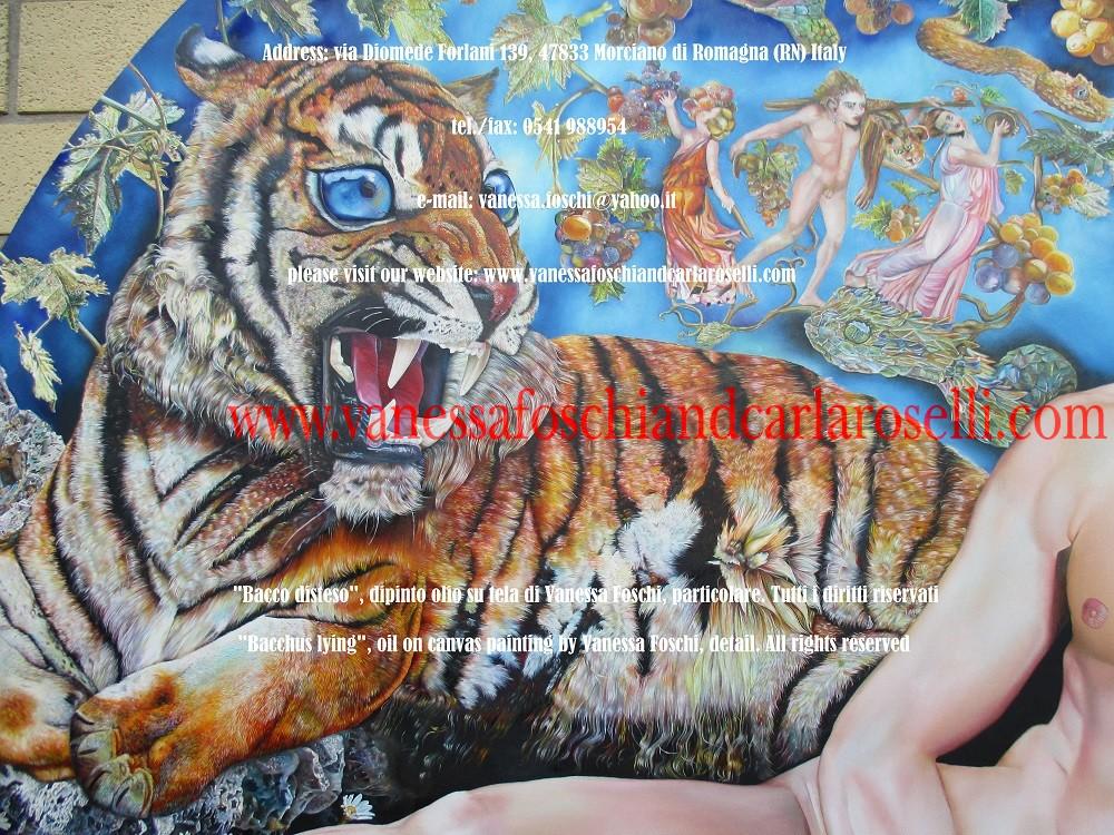 Bacco, tigre