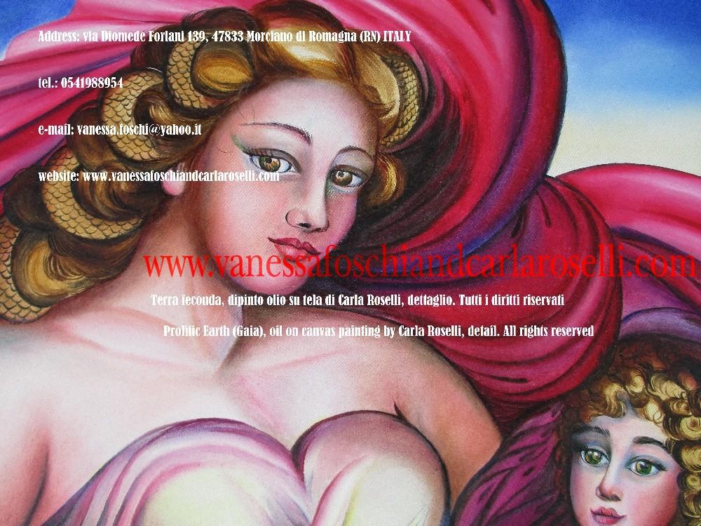 Dei greci e romani - Γαια, μητέρα των τιτάνων