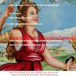 Artemis Diana on the cretan Ida