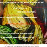 Vittoria-Alata-olio-su-tela-di-Carla-Roselli-The-Winged-Victory-oil-on-canvas-by-Carla-Roselli