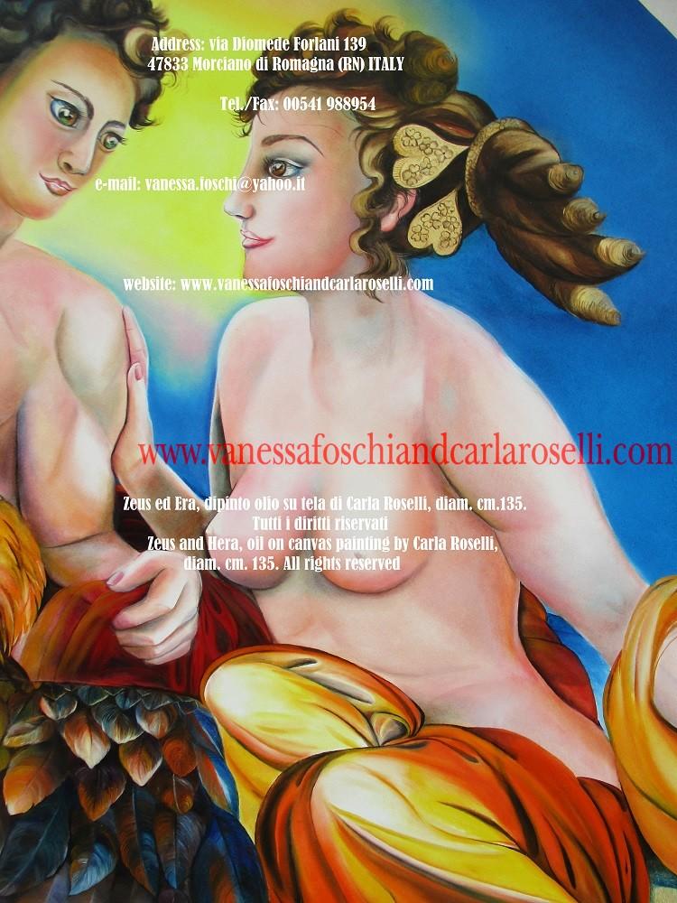 Giunone e Giove - Zeus ed Era - Ζεύς και Ἥρᾱ
