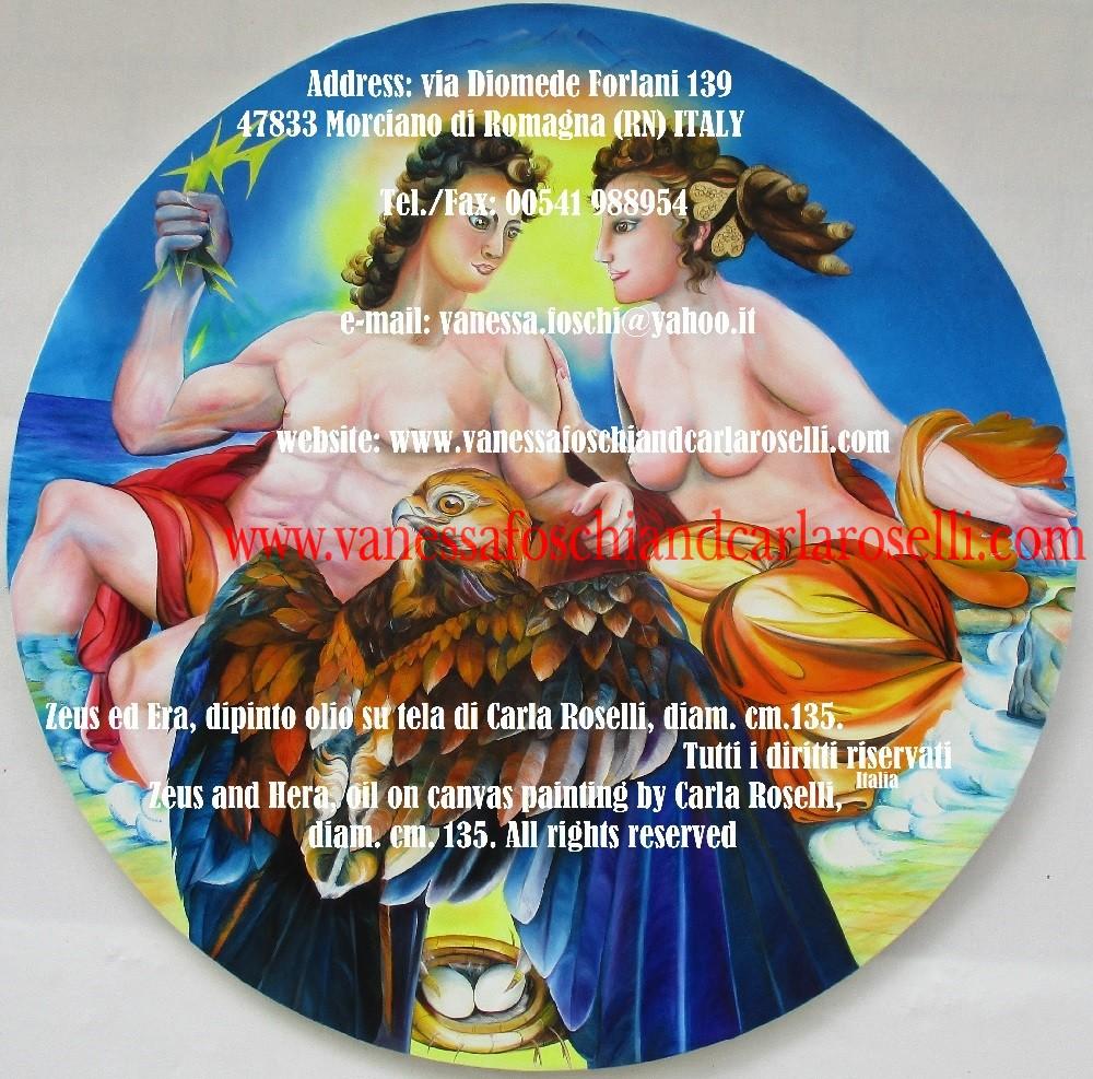 Giunone la grande regina - Ζεύς και Ἥρᾱ