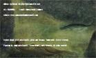 Dipinti giovanili. Sogno verde di Carla Roselli. Primi anni Settanta. Dipinto esposto al Gran Premio del Montefeltro - Green dream, painting by young Carla Roselli, early Seventies