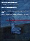 Pittori famosi. Raggio di luna, terzo dipinto giovanile di Carla Roselli. primi anni Settanta - Moonbeam, painting by young Carla Roselli, early Seventies